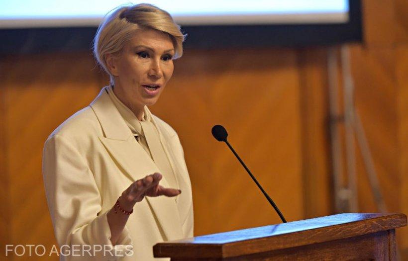 Raluca Turcan: Somez PSD să schimbe votul în plenul Senatului la OUG privind anticipatele