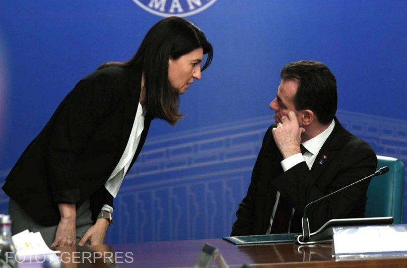 Scandal uriaș în PNL. Ludovic Orban o împinge pe Violeta Alexandru în cursa pentru Primăria Capitalei, deși nu e favorită în sondaje