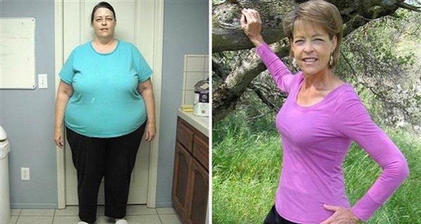 Diana a slăbit 110 kilograme la 63 de ani. A urmat 7 reguli ușoare