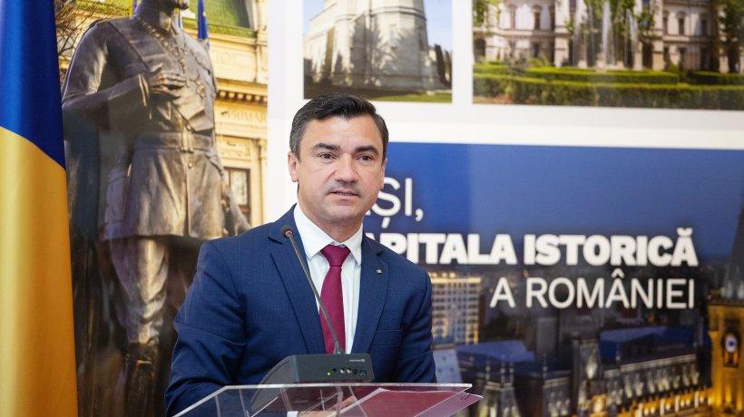 Mihai Chirica confirmă candidatura din partea PNL: Drumul meu politic va continua alături de Klaus Iohannis