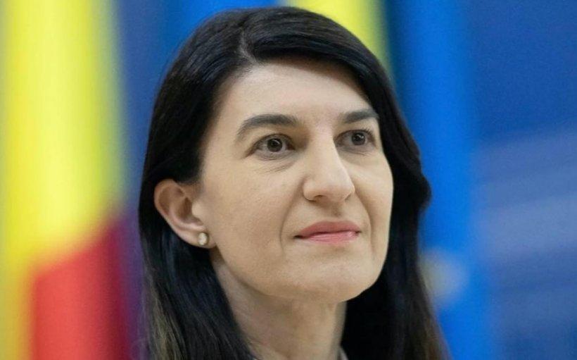 Violeta Alexandru a primit aviz negativ pentru preluarea portofoliului Ministerului Muncii