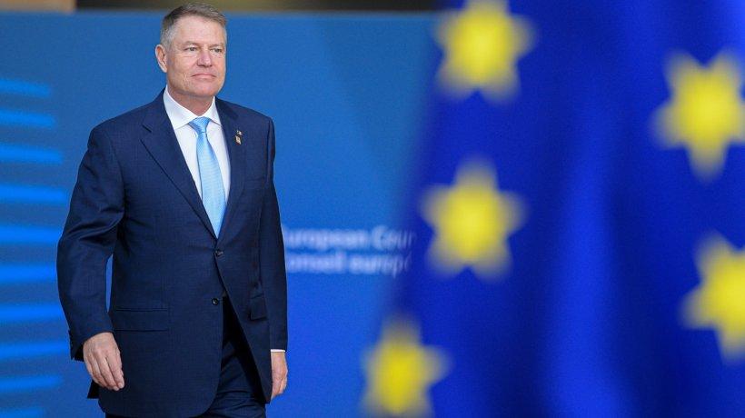 Klaus Iohannis a transmis la reuniunea Consiliului European disponibilitatea României pentru găsirea unui acord privind bugetul UE