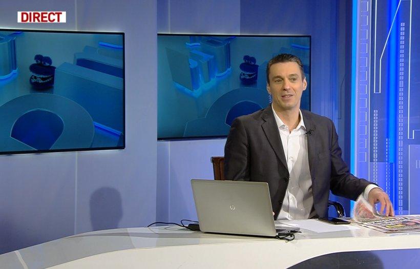 De ziua lui, Mircea Badea a spus la TV bancul cu alunul