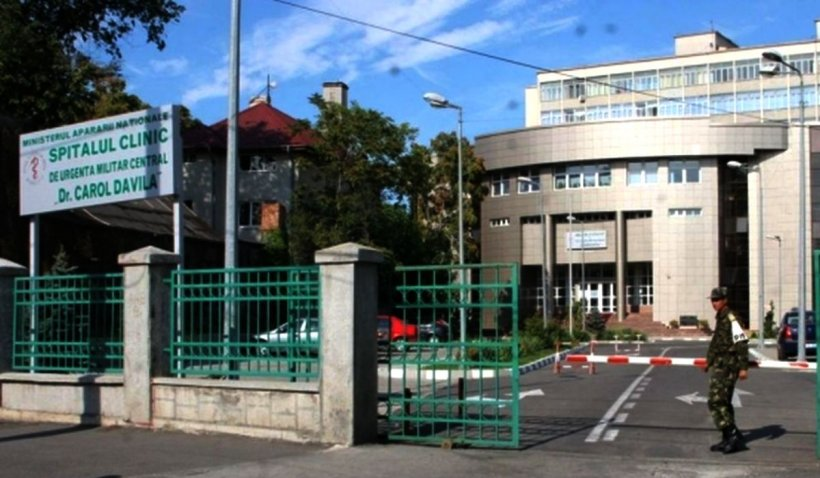 Spitalul Clinic Militar de Urgenta