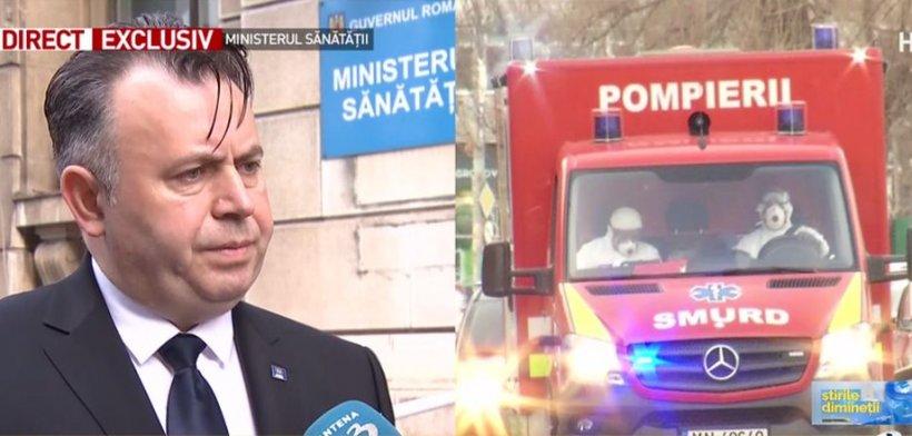 """Oficial din Ministerul Sănătăţii: Suntem pregătiţi pentru o """"avalanşă"""" de cazuri de coronavirus, putem face faţă"""