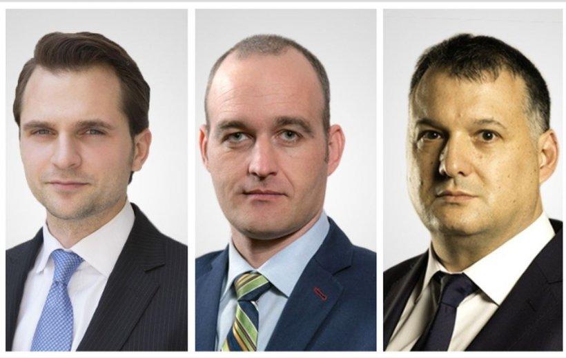 Sebastian Burduja, Bogdan Huțuca și Dan Vîlceanu, primele nume vehiculate pentru a-i lua locul lui Cîțu la Ministerul Finanțelor