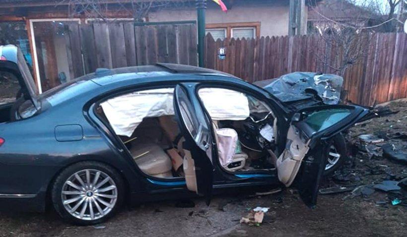 Tânără din Slobozia, moartă într-un cumplit accident în satul Lilieci din Ialomiţa (Video)