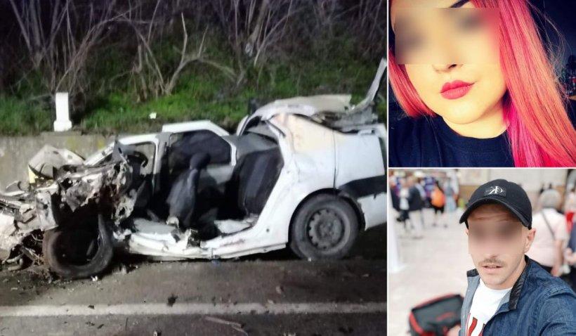 Ei sunt cei patru prieteni morţi în tragedia de la Balş: 'De toate vei mai găsi, numai timp nu'