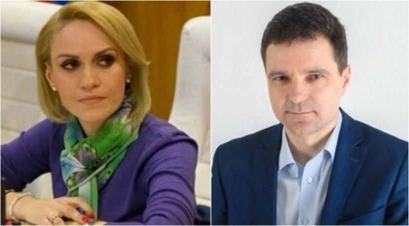 Valeriu Steriu: PSD nu se teme de Nicușor Dan. Gabriela Firea este pregătită să se bată cu orice candidat