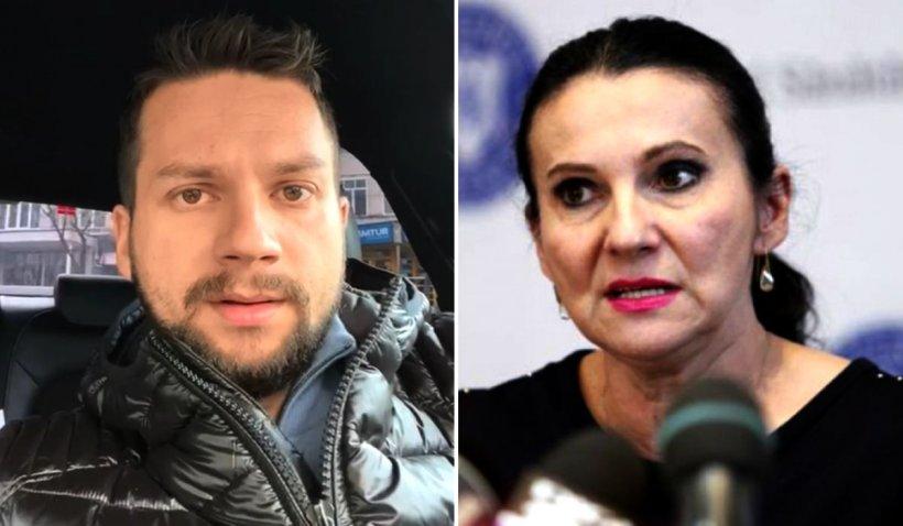 Fiul Sorinei Pintea, față în față cu denunțătorul mamei sale: 'Mi-a spus că a avut o înțelegere cu Liviu Marian Pop'