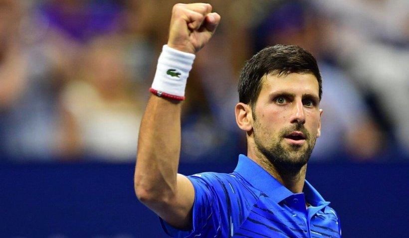 Novak Djokovic l-a învins pe Stefanos Tsitsipas și a câștigat finala turneului Dubai 2020