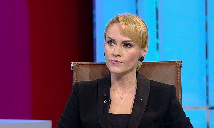 Gabriela Firea: 'M-a surprins cazul Sorinei Pintea, însă nu mă sperie. Voi urmări ancheta'