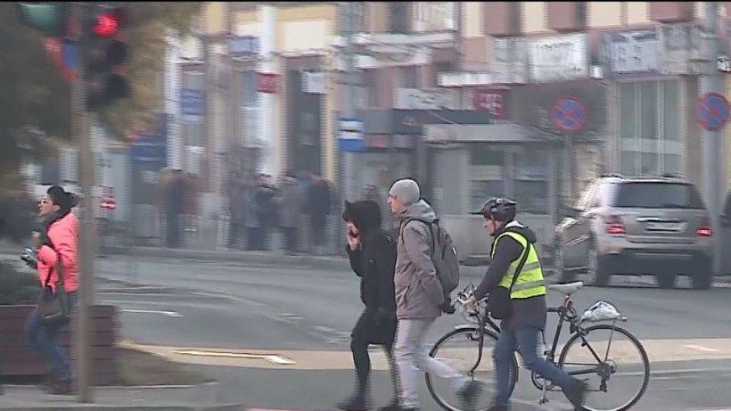 Piste de biciclete, doar pe hârtie. Oamenii din Târgu Mureş sunt revoltaţi