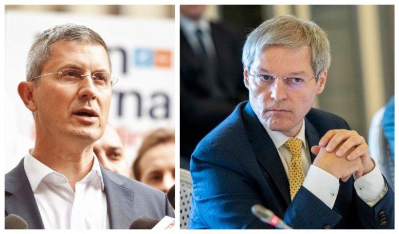 Alianta USR-PLUS, tot mai aproape de separare. Surse: Partidul lui Cioloş ar fi ajuns la şantajarea partenerilor USR