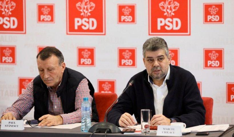 PSD s-a sucit. Vrea să meargă la Cotroceni cu propunere de premier, dacă guvernul Cîțu nu va fi învestit