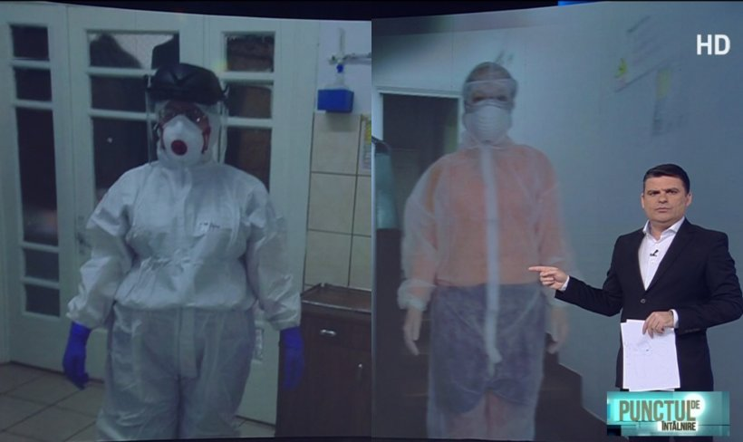 Radu Tudor: Fac un apel public! Spitalul CF Constanța trebuie scos de pe lista de coronavirus