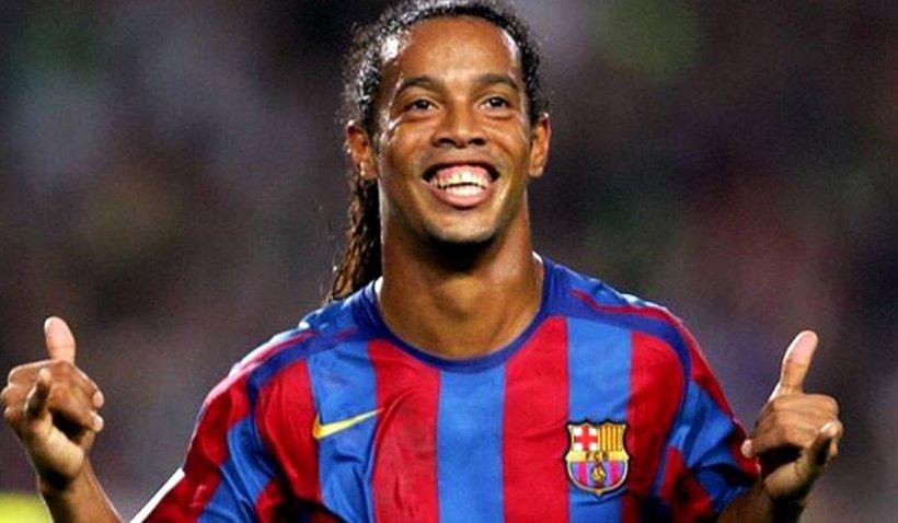 Ronaldinho a fost arestat în Paraguay, după ce inițial a fost eliberat