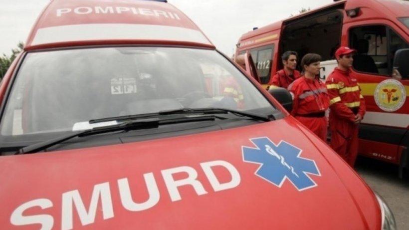 21 de turci cazați la o pensiune din Brașov, transportați la spital cu stare de rău