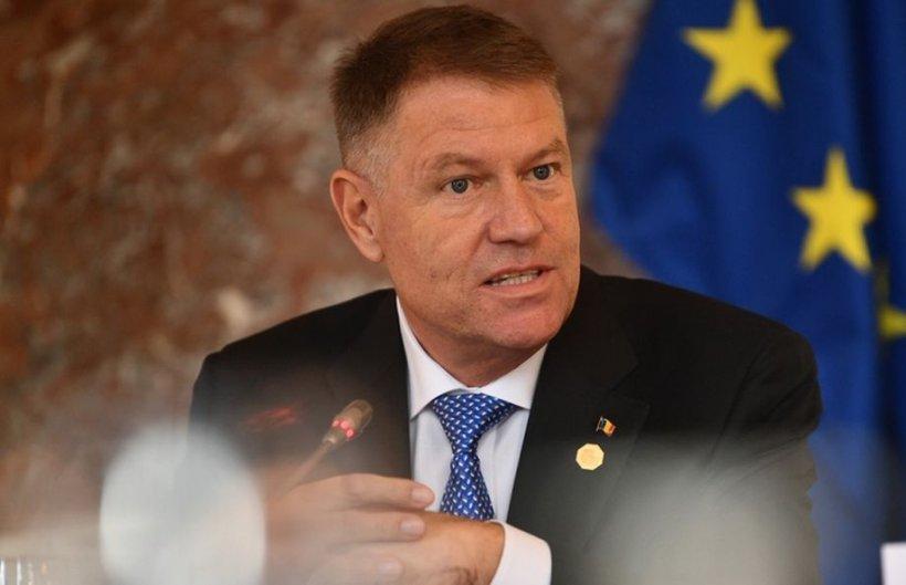 Klaus Iohannis, după ce a fost întrebat când se va declara stare de urgență în România: Autoritățile sunt pe fază!