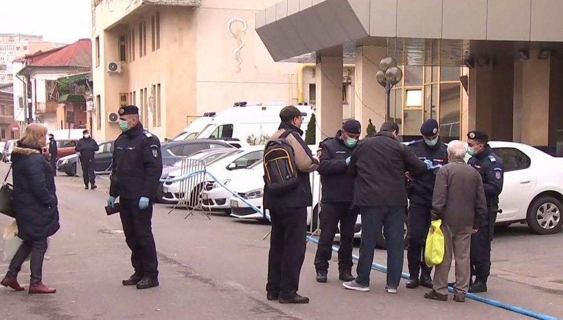 Ce pedeapsă riscă fostul poliţist din Capitală care a îmbolnăvit 6 oameni cu coronavirus și a închis trei instituții publice