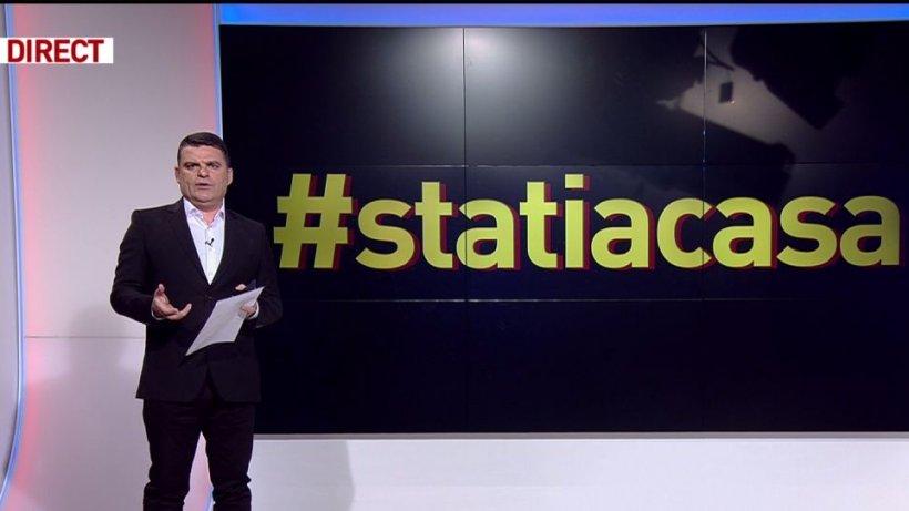 Radu Tudor: ''Mesajul #staţiacasă devine cea mai serioasă armă împotriva coronavirusului!''