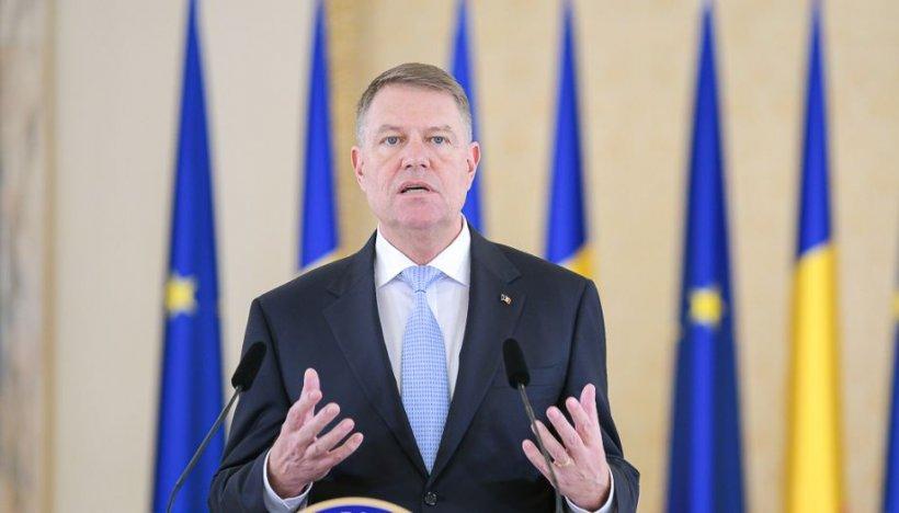 Klaus Iohannis, după retragerea lui Cîțu: Decizia dovedește maturitate politică