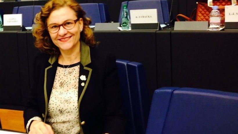 Europarlamentarul Maria Grapini, scrisoare pentru Ludovic Orban în criza generată de coronavirus