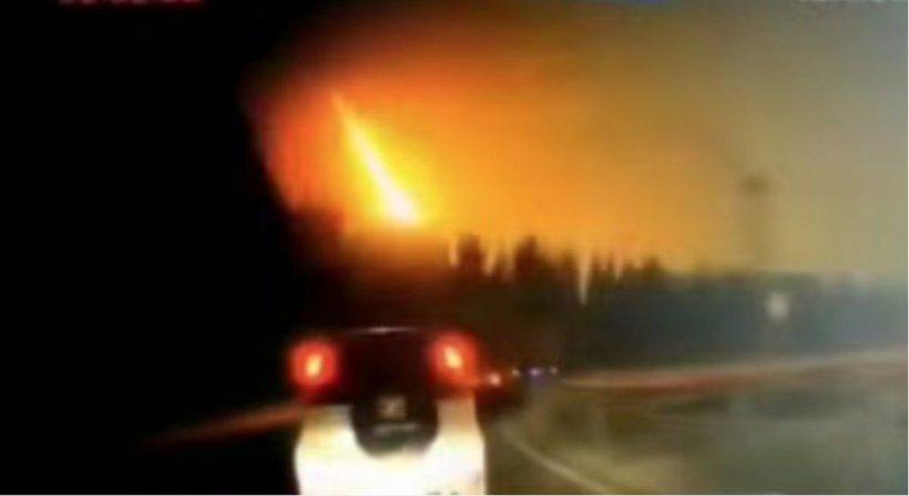 Astrobiolog: Coronavirusul a venit din spațiu, printr-un meteorit care a explodat în China