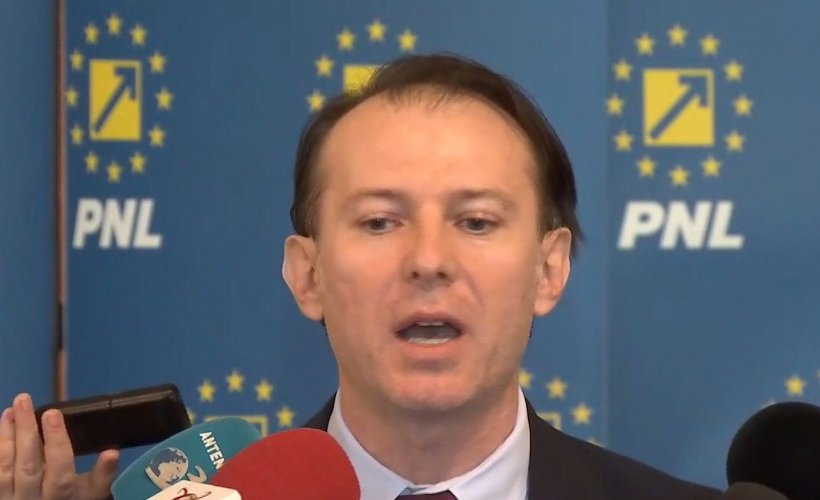 """Florin Cîțu: """"Am refuzat categoric compromisul de a fi votat de PSD, ALDE și Pro România. Acești oameni sunt toxici"""""""