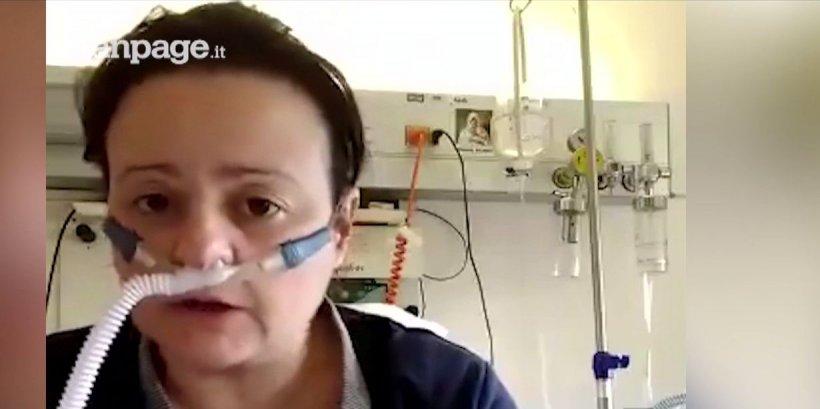 Doctor infectat cu coronavirus, mărturie dintr-un spital din Italia: Până nu ajungi așa aproape de moarte, nu înțelegi prin ce suferințe trec unii
