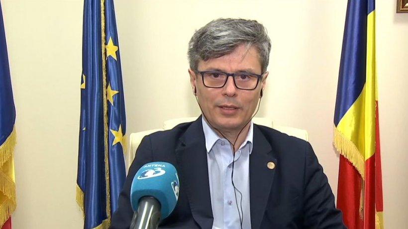 Ministrul Economiei: ''Lucrăm la măsuri fiscale şi economice pentru sprijinirea mediului de afaceri. Viaţa trebuie să meargă mai departe!''