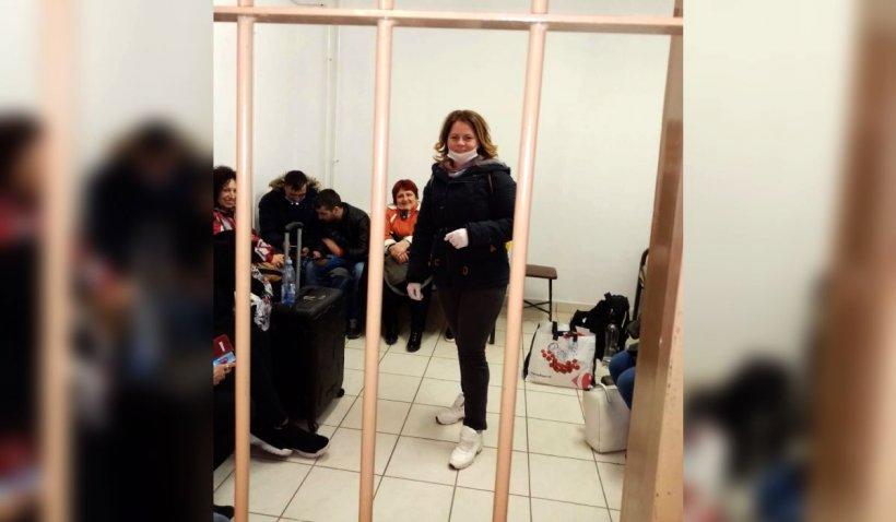 Români arestați în Ungaria, după ce au vrut să treacă granița în Austria
