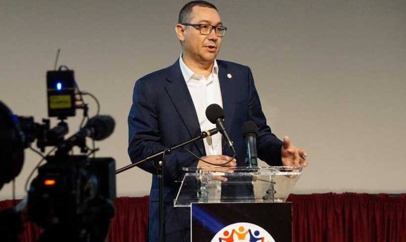 Victor Ponta cere amânarea alegerilor locale pentru septembrie din cauza coronavirusului