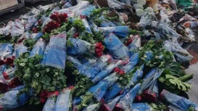 Cea mai mare bursă de flori din lume s-a prăbușit din cauza coronavirusului