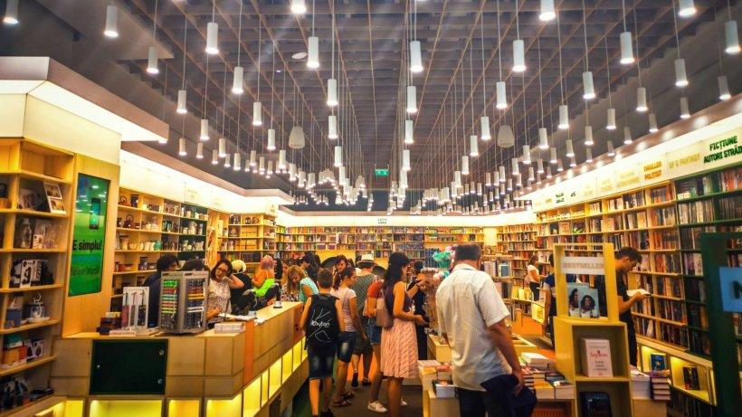 Cărturești anunță închiderea librăriilor din toată țara din cauza coronavirusului. Comenzile se pot da doar online