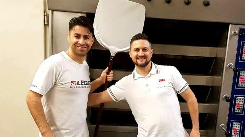 Doi români din Italia, gest impresionant: Oferă pâine gratis pentru cei care nu își mai permit să cumpere