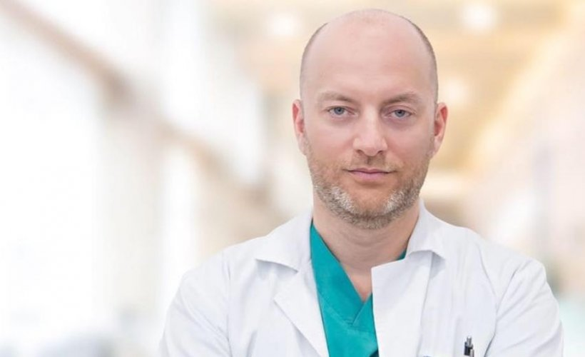 """Medic cunoscut, infectat cu coronavirus la Spitalul Gerota, unde se afla """"la datorie"""""""