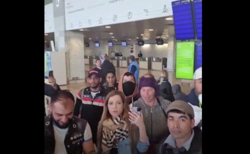 """Români blocați în Spania, apel la autoritățile române: """"Ajutați-ne să venim acasă. Avem copii în România"""""""