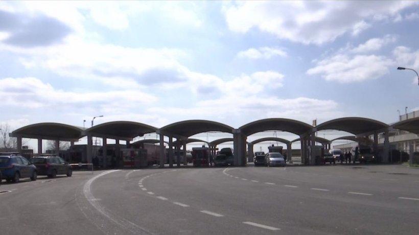 Sute de persoane au intrat în țară pe la Vama Petea: opt oameni escortați spre centre de carantină