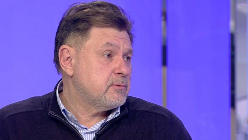 Alexandru Rafila: Nu este exclus să ajungem la 100.000 de cazuri de coronavirus