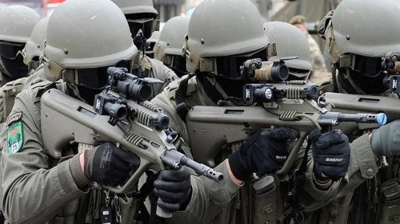 Art.30.ro: EKO Cobra, trupele austriece de elită, la frontiera greco-turcă