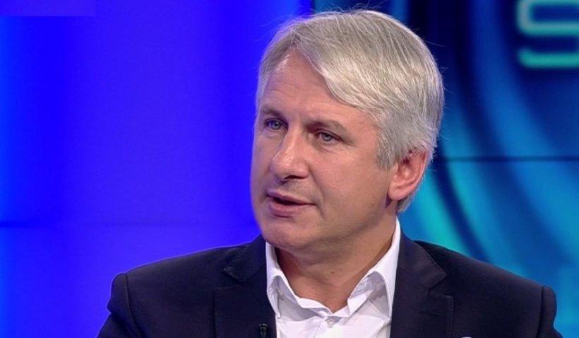 Eugen Teodorovici: 'Să ne unim forțele pentru planul de salvare economică a României'