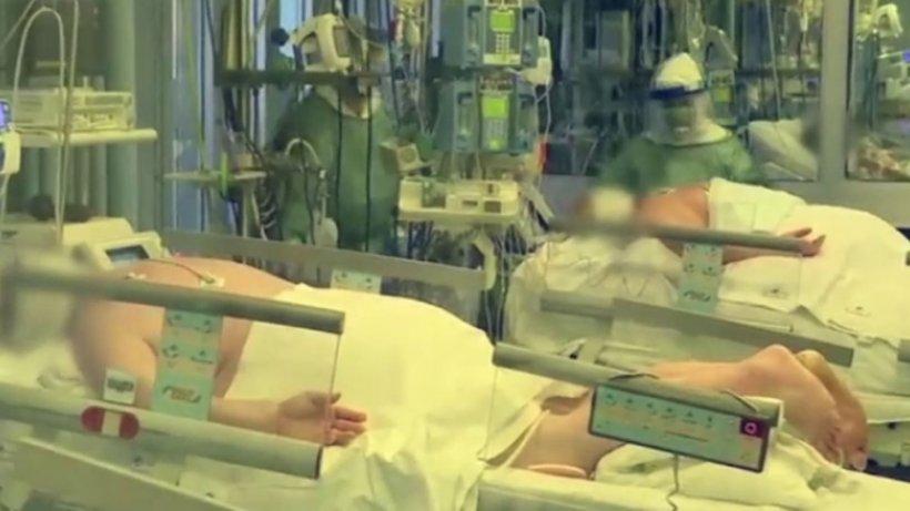 Italia a depășit China la numărul de morți din cauza coronavirus. 427 de oameni au murit numai în ultimele 24 de ore