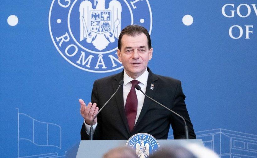 Lista deciziilor luate de Guvernul Orban în contextul pandemiei de coronavirus