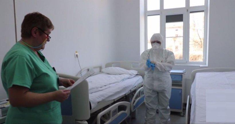 Înca un spital băgat în carantină din cauza coronavirusului. 23 de medici și asistente sunt izolați la domiciliu