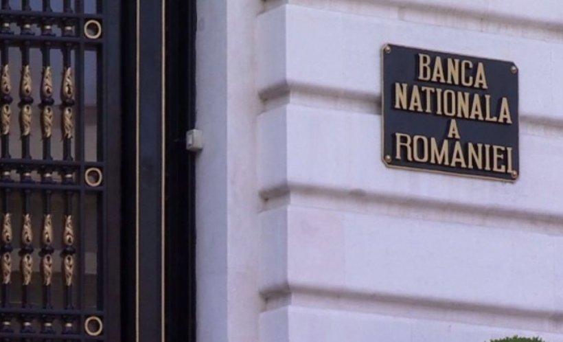 BNR reduce dobânda de politică monetară cu 0,5%, la 2%