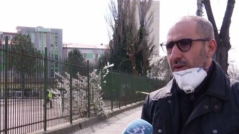 Un medic oftalmolog a donat o clinică mobilă Spitalului de Boli Infecţionase din Constanţa