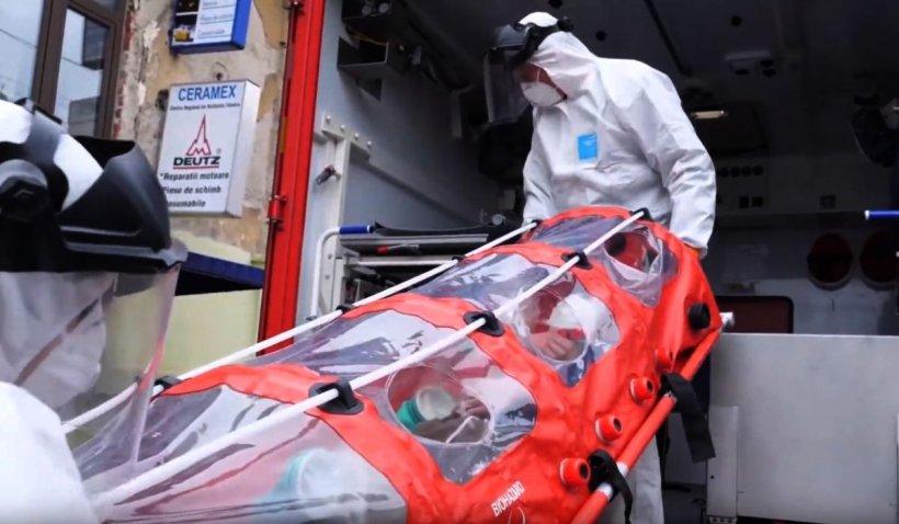 O persoană revenită din Marea Britanie, dosar penal după ce a ieșit din casă. Mai târziu, a fost diagnosticată cu coronavirus