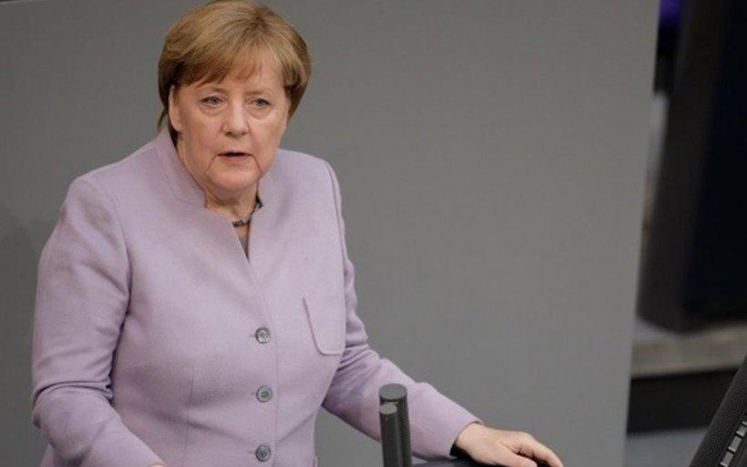 Angela Merkel, în izolare la domiciliu după ce a intrat în contact cu un medic cu coronavirus