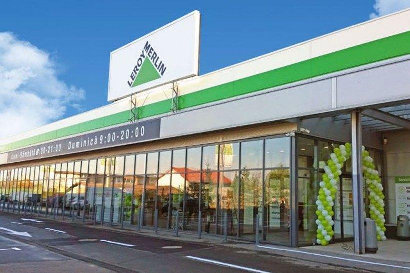 Leroy Merlin închide temporar toate magazinele din România începând de luni